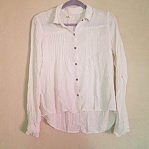 Small Hollister blouse